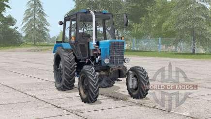 MTZ-82 B'Larus for Farming Simulator 2017