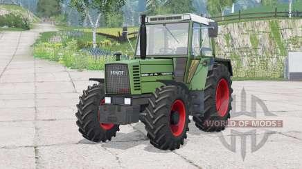 Fendt Farmer 310 LSA Turbomatik〡manual ignition for Farming Simulator 2015