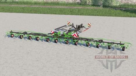 Fendt Lotus 1250 T for Farming Simulator 2017