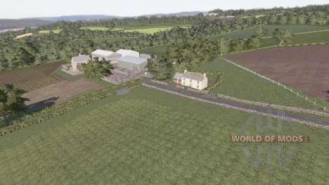 West Newton Farm for Farming Simulator 2017