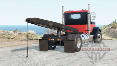 Gavril T-Series Tow Truck for BeamNG Drive