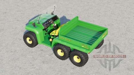 John Deere Gator 6x6 for Farming Simulator 2017