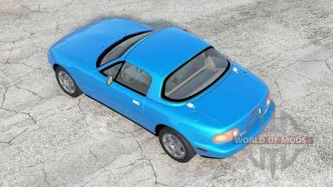 Mazda Miata (NA) 1993 for BeamNG Drive