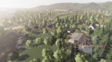 Skrzyszów v1.0.1 for Farming Simulator 2017
