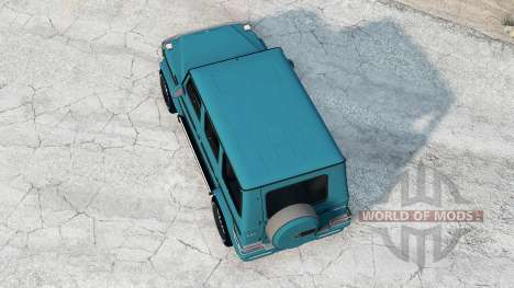 Mercedes-Benz G 65 AMG (W463) 2012 v1.1 for BeamNG Drive
