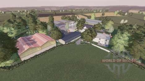 Bessy Beneath for Farming Simulator 2017