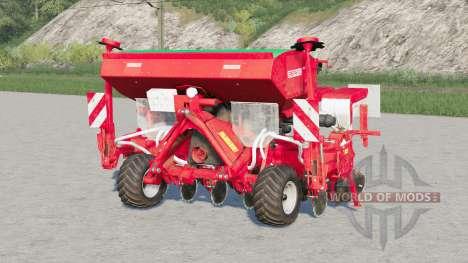 Gaspardo MTE-6R〡revised weight for Farming Simulator 2017