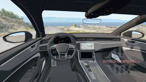 Audi RS 6 Avant (C8) 2019 v2.2 for BeamNG Drive