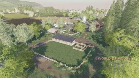 Oberkrebach v1.0.0.4 for Farming Simulator 2017