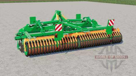 Amazone Catros 5002 for Farming Simulator 2017
