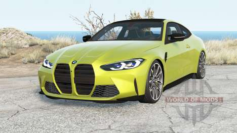 BMW M4 Competition (G82) 2020 v1.2 for BeamNG Drive