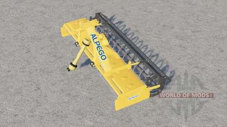 Alpego RE-300〡roller configuration for Farming Simulator 2017