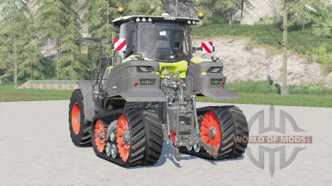 Claas Axion 900 TT〡some small mistakes fixed for Farming Simulator 2017