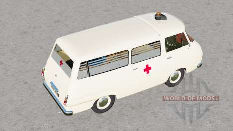 Škoda 1203 Ambulance (997) 1968 for Farming Simulator 2017
