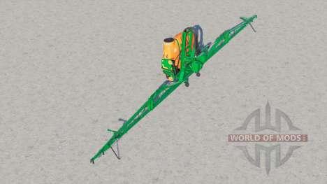 Amazone UF 1201〡hose system ready for Farming Simulator 2017