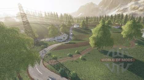 Slovenian Countryside v1.0.0.1 for Farming Simulator 2017
