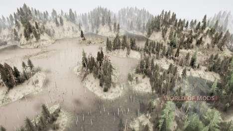 Gruzi-vozi 3 for Spintires MudRunner