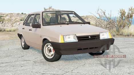 VAZ-21099 for BeamNG Drive