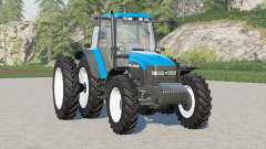 New Holland 60 series〡wheels selection for Farming Simulator 2017