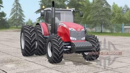 Massey Ferguson 8600 for Farming Simulator 2017
