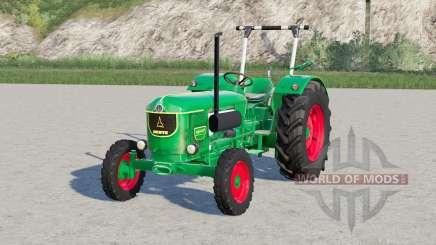 Deutz D80〡all wheel drive for Farming Simulator 2017
