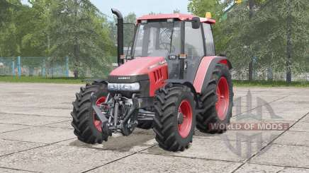 Case IH JXU 85〡front hydraulic or weight for Farming Simulator 2017