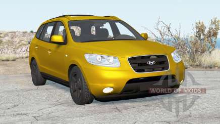 Hyundai Santa Fe (CM) 2006 for BeamNG Drive