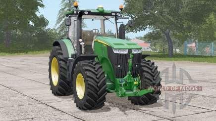 John Deere 7R series〡Europe Version for Farming Simulator 2017