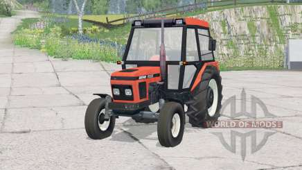 Zetor 5320〡movable front axle for Farming Simulator 2015