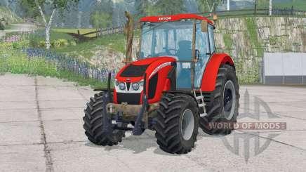 Zetor Forterra 140 HSX〡frontloader support for Farming Simulator 2015