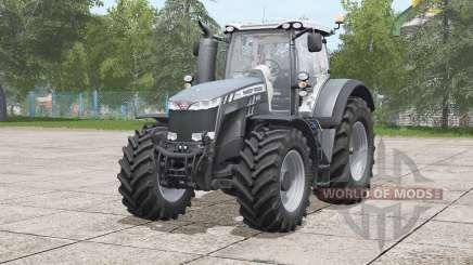 Massey Ferguson 8700 series〡Black Edition for Farming Simulator 2017
