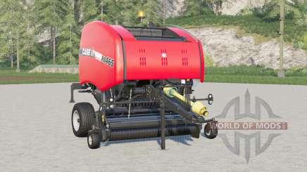 Case IH RB465 for Farming Simulator 2017