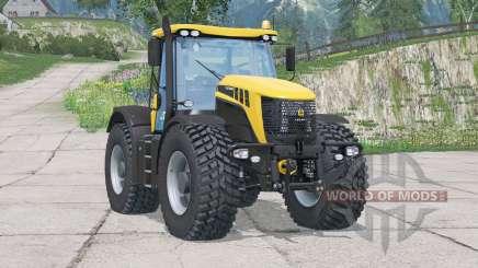 JCB Fastrac 3230 Xtra〡change wheels for Farming Simulator 2015