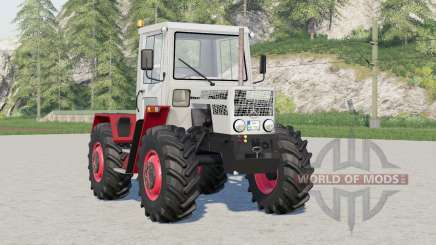 Mercedes-Benz Trac 65-70〡movable front axle for Farming Simulator 2017