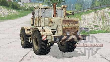 Kirovets K-701〡real fuel tank capacity for Farming Simulator 2015