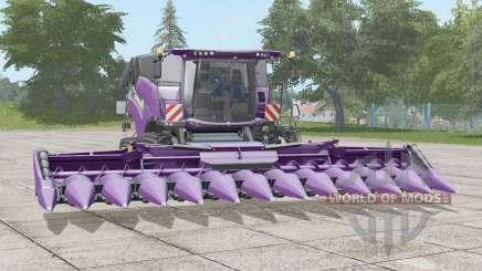 New Holland CR10.90〡has a capacity of 200000l for Farming Simulator 2017