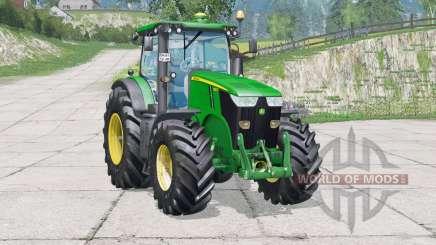 John Deere 7280R〡full lights system for Farming Simulator 2015
