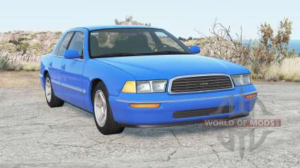 Gavril Grand Marshall 1998 v1.1 for BeamNG Drive