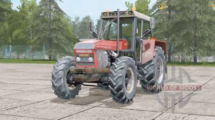 Zetor 16145 Turbo〡new dirt skin for Farming Simulator 2017