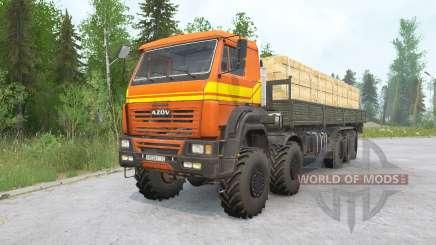 Azov 7330 for MudRunner