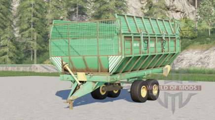 PIM-40〡corrected of dirt and wear for Farming Simulator 2017
