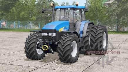 New Holland TM series〡folding steering column for Farming Simulator 2017
