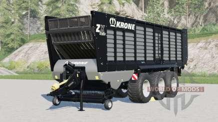 Krone ZX 560 GD〡design choice for Farming Simulator 2017