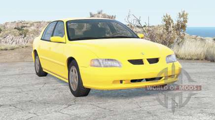 Ibishu Pessima Facelift v1.04 for BeamNG Drive