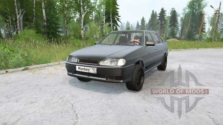 VAZ-2115 Samara for MudRunner