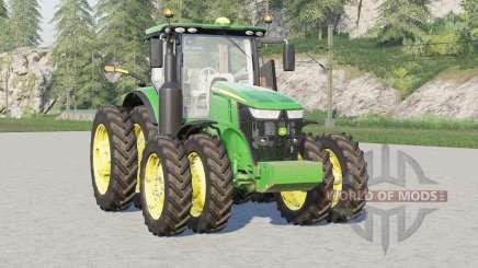 John Deere 7R series〡full remodeled to american stylᶒ for Farming Simulator 2017