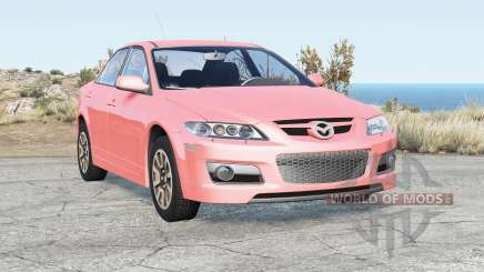 Mazda6 MPS (GG) 2006 for BeamNG Drive
