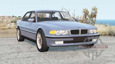 BMW 750iL (E38) 2000 for BeamNG Drive