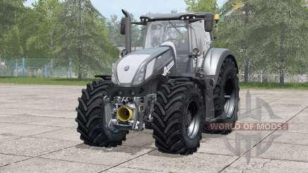 New Holland T7.290〡seat suspension for Farming Simulator 2017
