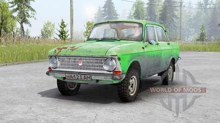 Moskvich-408 v1.0 for Spin Tires